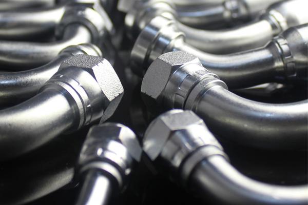 Fitinguri și adaptoare hidraulice 45 GB Metric Femelă 74 Fitinguri pentru furtunuri scaun conice Piese Hydaulic 20791